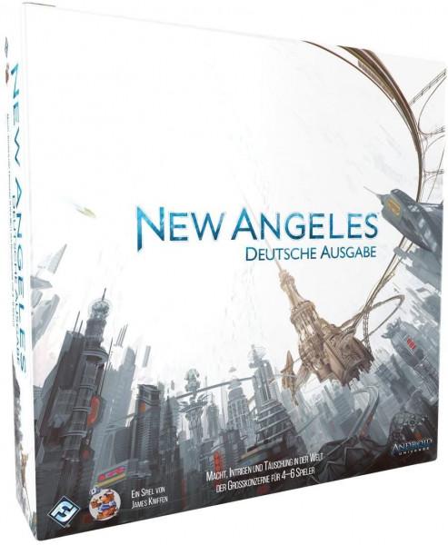 Android New Angeles - Brettspiel de.