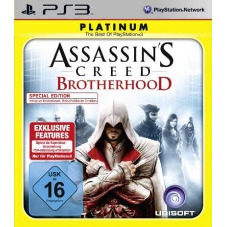 Assassins Creed: Brotherhood - Platinum