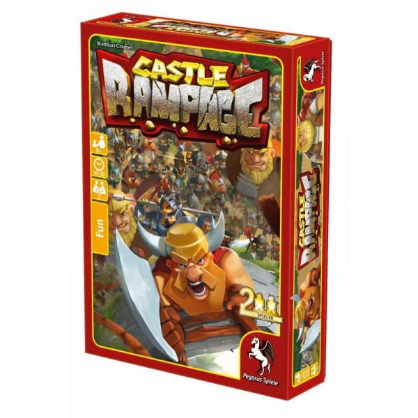 Castle Rampage (deutsche Ausgabe)
