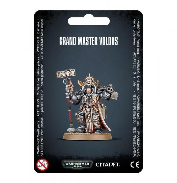 Grey Knights Grand Master Voldus (57-11)
