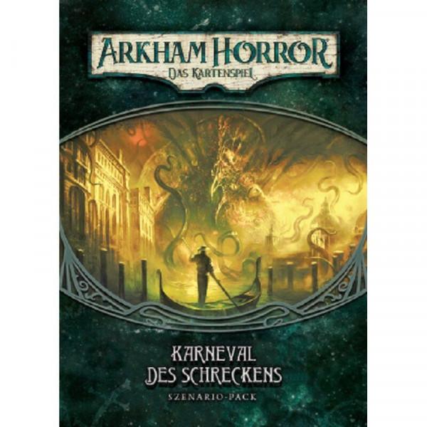 Arkham Horror LCG: Karneval des Schreckens