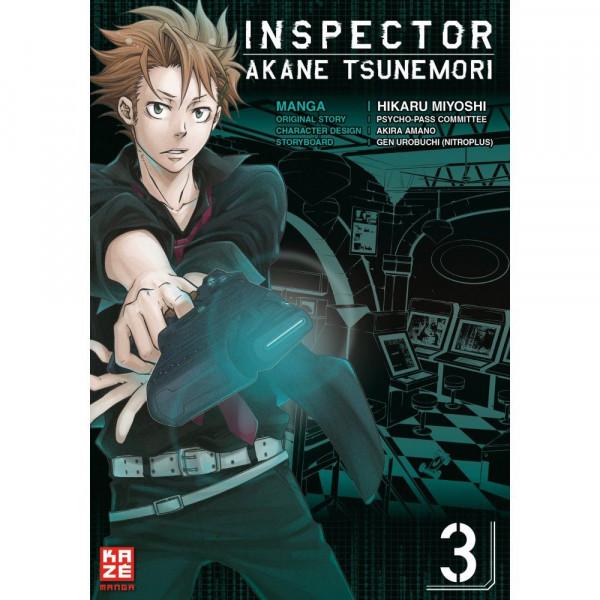 Inspector Akane Tsunemori 03