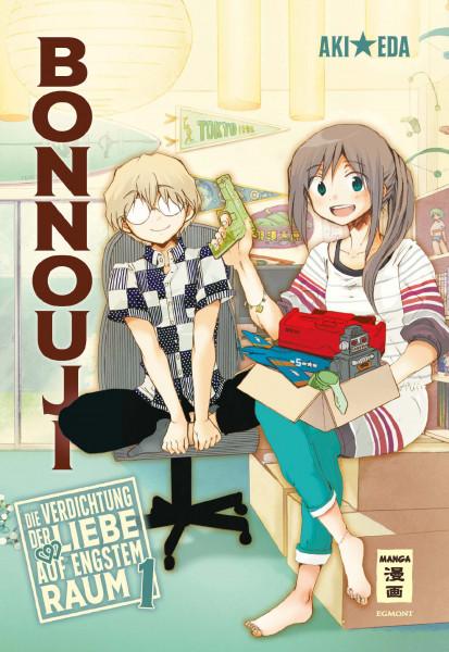 Bonnouji - Die Verdichtung der Liebe auf engsten Raum 01