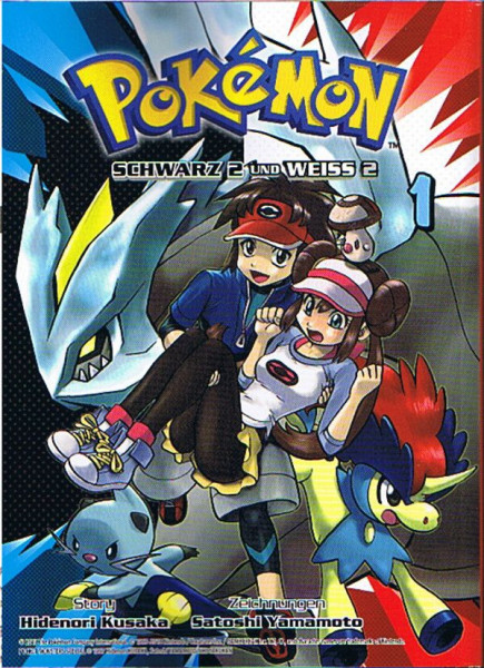 Pokemon – Schwarz und Weiss 2 Band 01