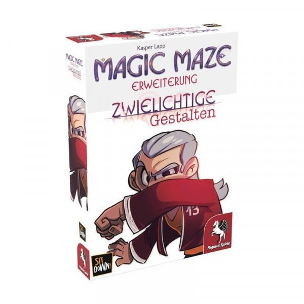 Magic Maze: Zwielichtige Gestalten