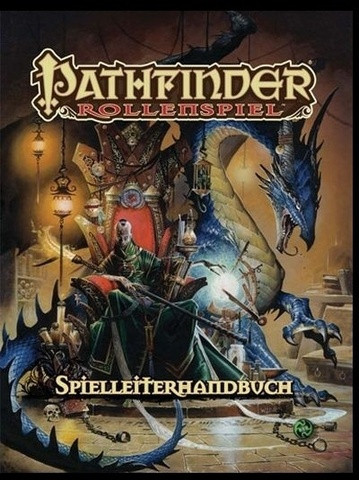 Pathfinder Spielleiterhandbuch Taschenbuch überarb. 3 Aufl.