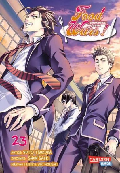 Food Wars - Shokugeki No Soma 23