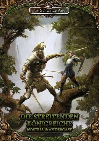 DSA5: Die Streitenden Königreiche Nostria und Undergast HC