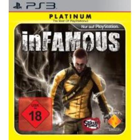 inFamous  - Platinum **