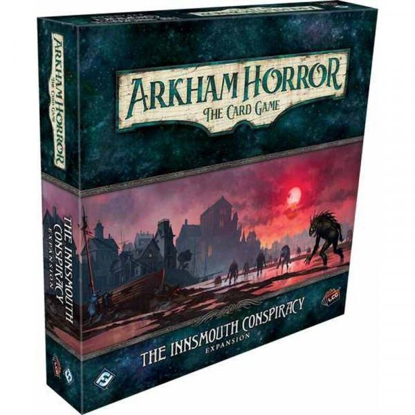 Arkham Horror LCG: Die Innsmouth-Verschwörung