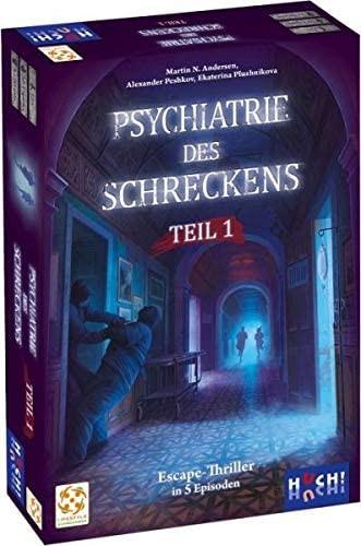 Psychatry des Schreckens Box 1 DE