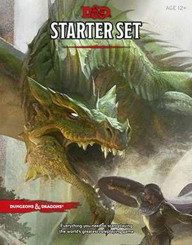 D&D RPG - Starter - Set - EN