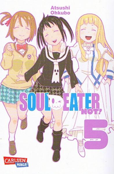 Soul Eater NOT! 05
