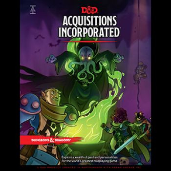 D&D RPG - Acquisitions Incorporated - EN