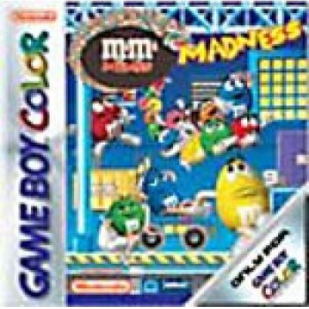 M&Ms: Minis Madness - MODUL (Game Boy Color, gebraucht) **