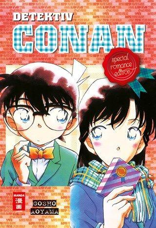 Detektiv Conan Special - Romance Edition