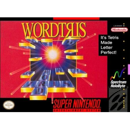 Wordtris - MODUL
