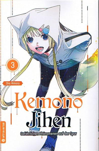 Kemono Jihen 03