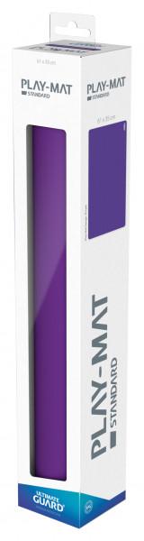 Play Mat Monochrome Purple 61 x 35 cm