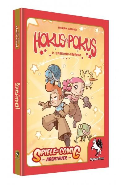 Spiele-Comic Abenteuer: Hokus Pocus