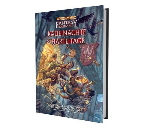 Warhammer Fantasy-Rollenspiel: Raue Nächte & Harte Tage