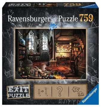 Puzzle Exit 5: Im Drachenlabor