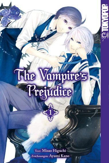 The Vampire´s Prejudice 01