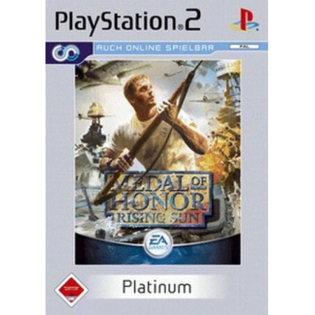 Medal of Honor: Rising Sun - Platinum