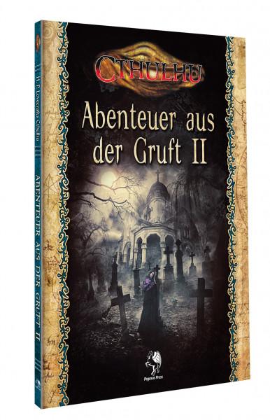 Cthulhu - Abenteuer aus der Gruft II
