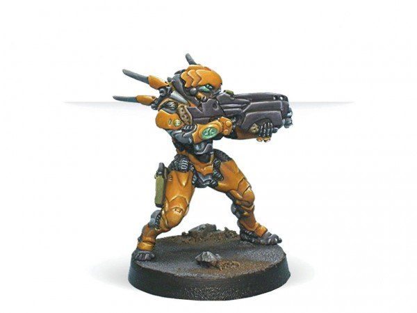 Shàng Jí Invincible (Combi Rifle + Light Flamethrower)