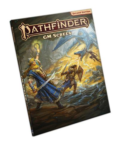 Pathfinder 2. Ed: GM Screen