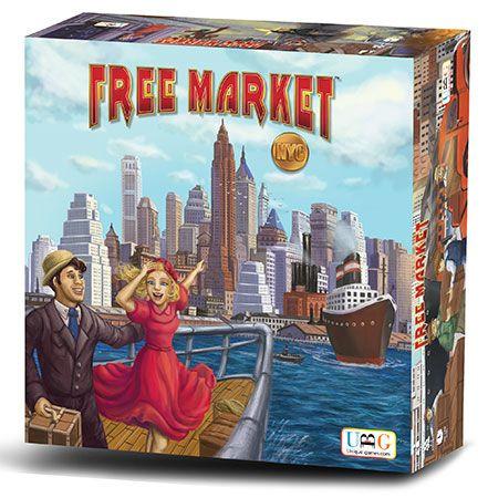 Free Market NYC engl.
