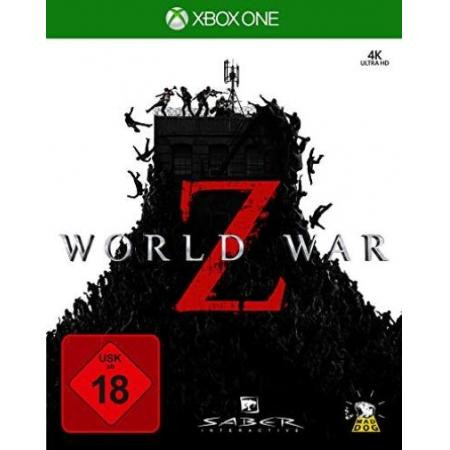 World War Z (Xbox One, gebraucht) **