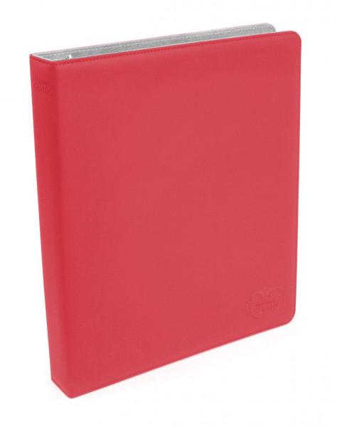 Supreme Collectors 3-Ring Binder Slim XenoSkinTM Red