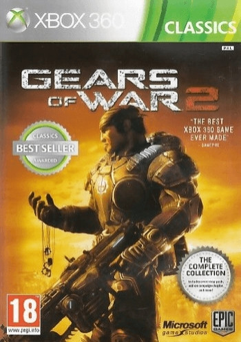 Gears of War 2: The Complete Collection - Classics