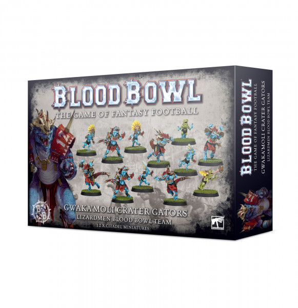 Blood Bowl: Lizardmen Team