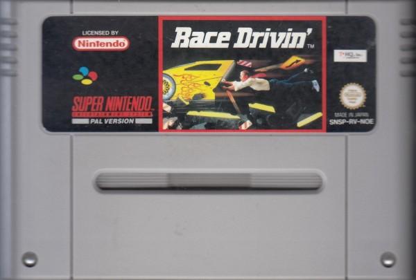 Race Drivin - MODUL **