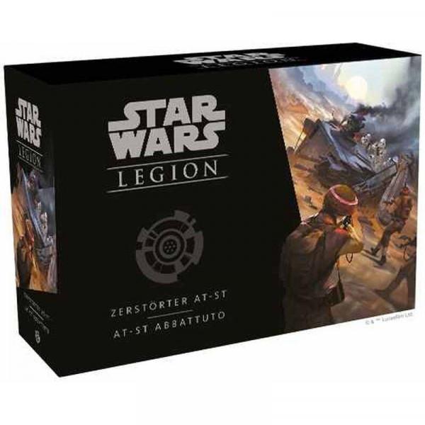 SW Legion: Zerstörter AT-ST