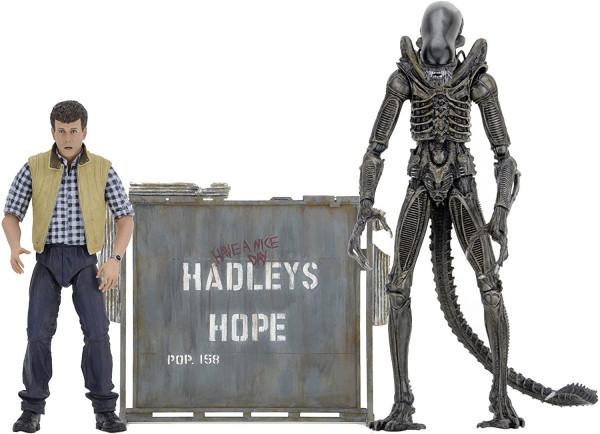 Aliens: Hadleys Hope 2-Pack - 7 Inch Action Figure
