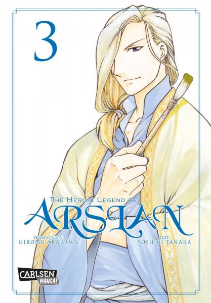 The Heroic Legend of Arslan 03