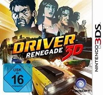 Driver: Renegade 3D (Nintendo 3DS, NEU)