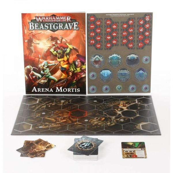 Wh Underworlds: Arena Mortis (Deutsch) (110-92-04)