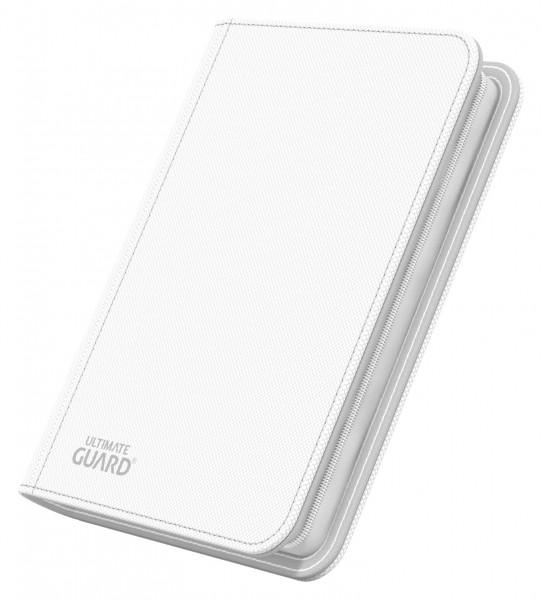 4-Pocket ZipFolio XenoSkinTM White