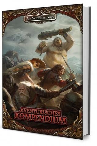 DSA5: Aventurisches Kompendium (SC)