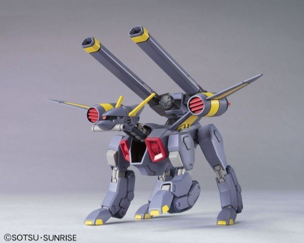 Gundam Seed: High Grade -R12 Mobile Bucue 1:144 Model Kit
