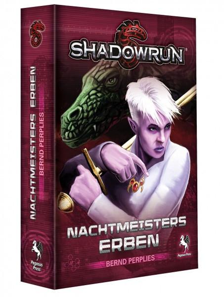 Shadowrun Roman: Nachtmeisters Erben