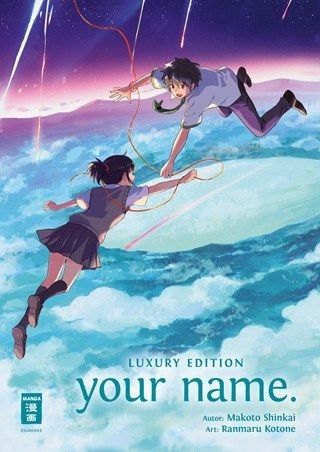 your name. - Luxury edition