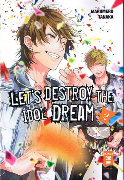 Let´s destroy the idol dream 02