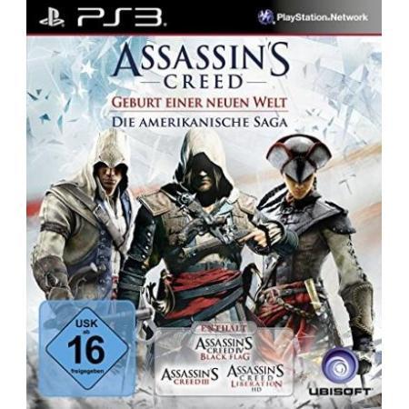 Assassins Creed: Geburt einer neuen Welt