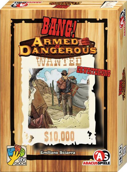 Bang! Armed & Dangerous Erweiterung